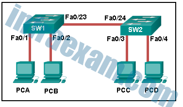 CCNA2 SRWE Practice Final Exam Answers v7 12