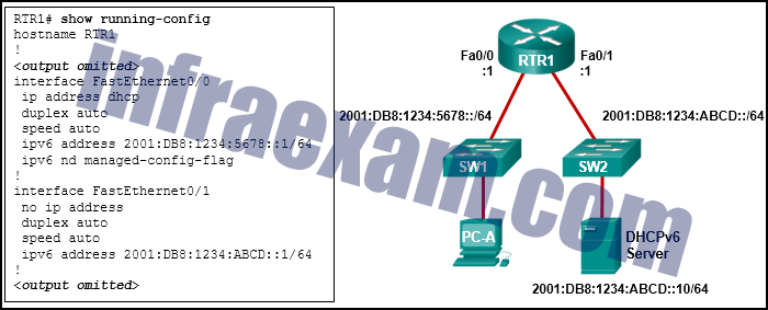 CCNA 2 SRWE v7 Modules 7 – 9 – Available and Reliable Networks Exam Answers 04