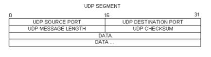 UDP Segment