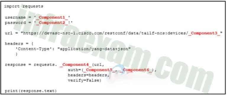 DevNet Associate (Version 1.0) – DevNet Associate 1.0 Final Exam Answers 04