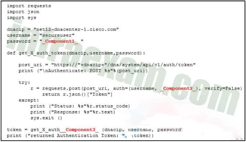 DevNet Associate (Version 1.0) – DevNet Associate 1.0 Final Exam Answers 08