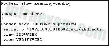 Network Security (Version 1) - Network Security Modules 5-7 Monitoring and Managing Devices Group Exam Answers 01
